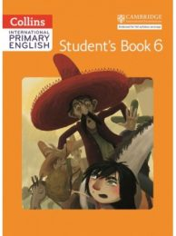 Collins Int Primary English Stdnt Bk 6 (CIE)