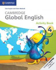 Cambridge Global English Activity Books 4