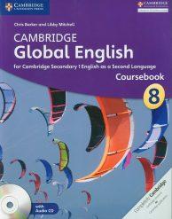 CAMBRIDGE GLOBAL ENGLISH courseBOOK 8