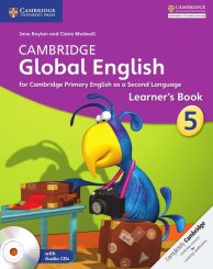 CAMBRIDGE GLOBAL ENGLISH BOOK 5