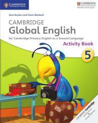 CAMBRIDGE GLOBAL ENGLISH Activity BOOK 5