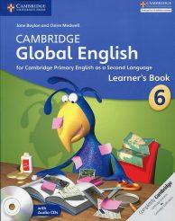 CAMBRIDGE GLOBAL ENGLISH BOOK 6