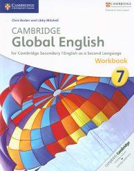 CAMBRIDGE GLOBAL ENGLISH workBOOK 7
