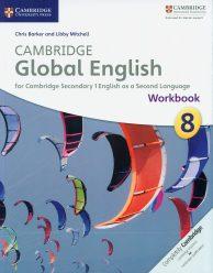 CAMBRIDGE GLOBAL ENGLISH workBOOK 8