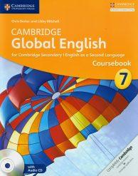 CAMBRIDGE GLOBAL ENGLISH courseBOOK 7
