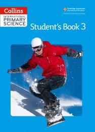 Collins International Primary Science  Student's Book 3