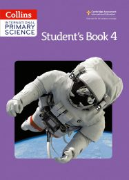 Collins International Primary Science  Student's Book 4