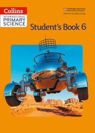 Collins International Primary Science  Student's Book 6