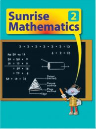 Sunrise Mathematics  Book 2