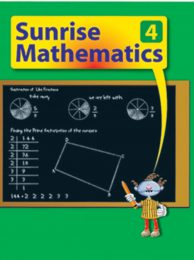 Sunrise Mathematics  Book 4