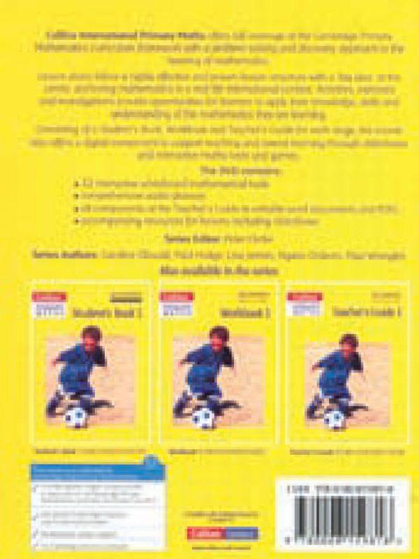 Collins International Primary Maths DVD