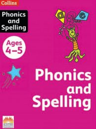 Phonics and Spelling   Ages 4-5