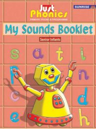 Just Phonics   My Sounds Booklet