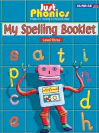 Just Phonics   My Spelling Booklet