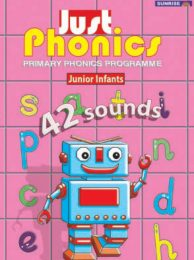 Just Phonics   Junior Infants 42 Letter Sounds