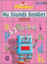 Just Phonics   My Sounds Booklet 42 Letter Sounds
